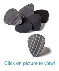Recycled Vinyl Record Guitar Picks Electronics #Gadgets #Music #Gear