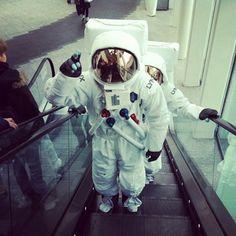 Astronaut • Spaceman