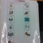 Student Visual Schedules {2013/2014 School Year Edition}