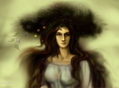 Yavanna by Meraclitus on DeviantArt