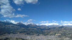Huaraz capital de la región Ancash-Perú