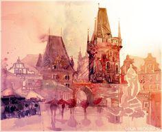 Illustrations byMaja Wronska