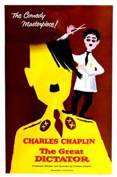 Charlie Chaplin: The Great Dictator