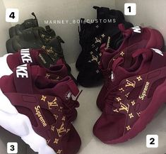 Trendy Sneakers Nike Huarache Just Do It Zapatillas Nike Huarache, Zapatillas Nike Jordan, Nike Air Huarache, Cute Sneakers, Sneakers Nike, Air Jordan Sneakers, Girls Sneakers, Sneakers Fashion, Fashion Shoes