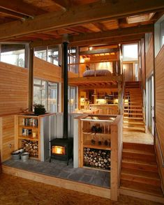Tiny house interior design - 49 rustic tiny house design that make you amazed 17 – Tiny house interior design Tiny House Cabin, Tiny House Living, Tiny House Plans, Tiny House Design, Tiny Cabins, Tiny Home Floor Plans, Wood House Design, Tiny House Layout, Tiny Cottages