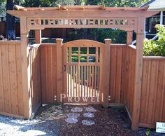 Craftsman Style Garden Trellis | An Arbor Style Which We No Longer List  Within The Arbor Gallery 4 ... | Hardscape | Pinterest | Garden Gate, Gate  And ...
