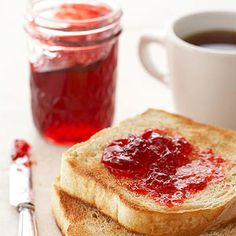Sour Cherry and Amaretto Jelly From Better Homes and Gardens, ideas and improvement projects for your home and garden plus recipes and entertaining ideas.