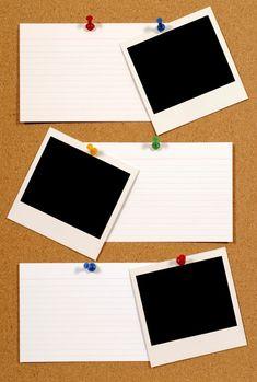 [Templates For Covers Polaroid Frame Png, Polaroid Picture Frame, Polaroid Template, Polaroid Pictures, Photo Collage Template, Picture Templates, Fond Design, Mises En Page Design Graphique, Instagram Frame Template