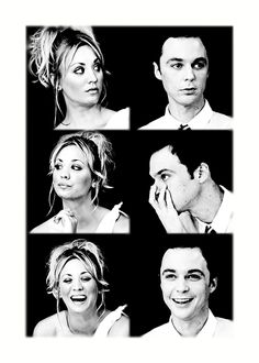 jim parsons kaley cuoco