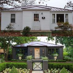 10 Inspiring Before and After Exterior Makeovers