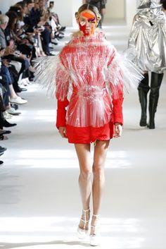 John Galliano for Maison Margiela Fall Winter Haute Couture Couture Fashion, Fashion Art, Editorial Fashion, New Fashion, Runway Fashion, High Fashion, Fashion Show, Womens Fashion, Fashion Design