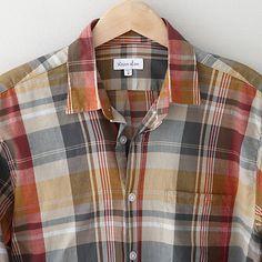Reverse Seam Shirt | Men's Shirting | Steven Alan