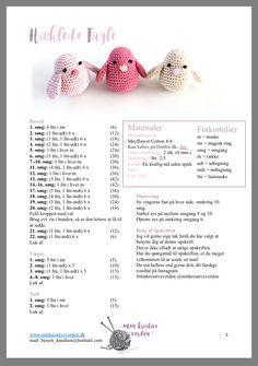Crochet Birds, Bead Crochet Rope, Easter Crochet, Cute Crochet, Crochet Dolls, Crochet Baby, Minion Crochet Patterns, Crochet Applique Patterns Free, Crochet Keychain Pattern