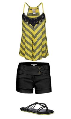 """""""Untitled #6023"""" by ania18018970 on Polyvore featuring Daytrip and DKNY"""
