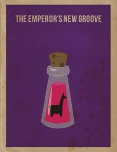 Emperor's New Groove- KUZCOS POISON....i found it Edlyn!