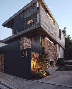 71 Contemporary Exterior Design Photos | Abode | Pinterest | Modern ...