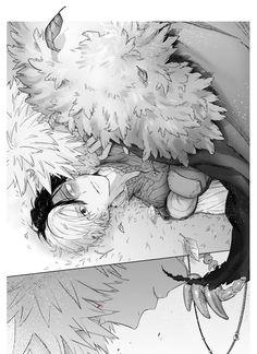 Boku no Hero Academia || Todoroki Shouto, Katsuki Bakugou.