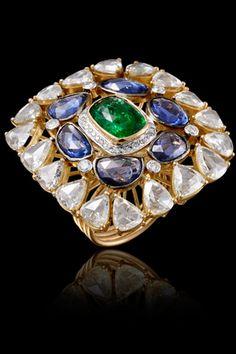Fine Jewellery Fantasy: Shaina NC for Gehna