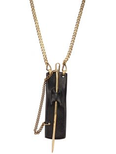 MUNOZ VRANDECIC 'Needle' necklace