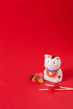 Japanese New Year greeting card. Photo by Takayuki Uchiyama.
