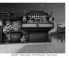 Michael Massaia - Afterlife - Point Pleasant - Fun House