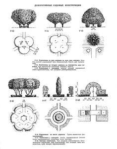 Ландшафтные композиции в саду