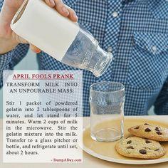 April Fools Day Prank Ideas – 30 Pics