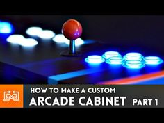 Make your own retro Raspberry Pi Arcade! For more info and a list of everything you'll need visit http://www.iliketomakestuff.com/raspberry-pi-arcade-part-1/...