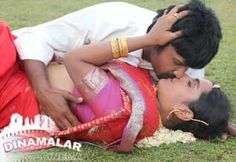 முத்தக்காட்சி பேஷனாப்போச்சு!!  http://cinema.dinamalar.com/tamil-news/13438/cinema/Kollywood/Vignesh---Divya-Nagesh-Lip-lock-for-Bhuvanakaadu.htm