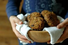 Grain Free Pumpkin Raisin Breakfast Cookies :: Kid Friendly & Freezes Great! - Raising Generation Nourished