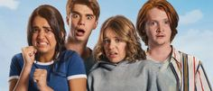 BEGIN SLIDESHOW The Package Trailer: Netflix takes raunchy teen comedy to the woods Netflix has released the first official trailer for . Blake Anderson, Adam Devine, Netflix, Comedy Central, New Teen, 2018 Movies, Series Movies, Latest Movies, Movie Trailers