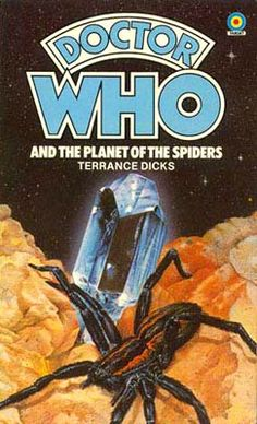 planet of the spiders book -