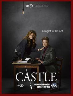 #Castle #Caskett - Richard Castle, Kate Beckett: http://spotseriestv.blogspot.com.br/search/label/Castle    Criação Spot Séries TV