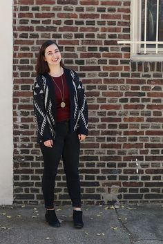 Tobi School Crush Cardigan | Shades of Sarah