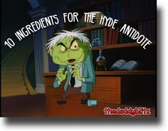 10 Ingredients for the Hyde Antidote: Cure for Rabid Sports Parents #sports #parenting