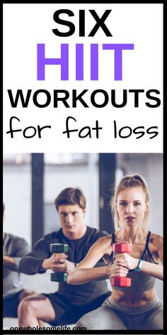 Six Best HIIT Workouts for Fat Loss Muscle building at home hiit workouts for women. Cardio and weights options.Muscle building at home hiit workouts for women. Cardio and weights options. Hiit At Home, Hiit Workout At Home, Hitt Workout, At Home Workouts, Cardio Workouts, Workout Diet, Workout Plans, Agility Workouts, Workout Classes