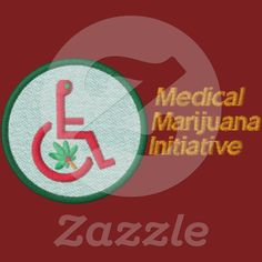 MMI™ Wheel Chair Surfer logo badge now registered in the USA by the Medical Marijuana Initiative of North America - International.