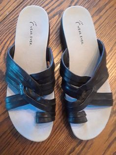 495ab9f36 Womens shoes sandals size 8 black #fashion #clothing #shoes #accessories # womensshoes