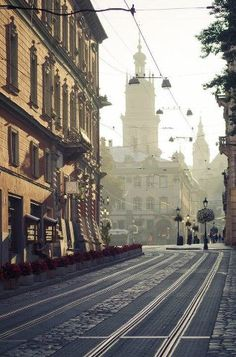 Lviv, UKRAINE.  this is my city. I invite all to come and see...