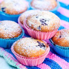 Muffins - enkelt & gott recept - Mitt kök