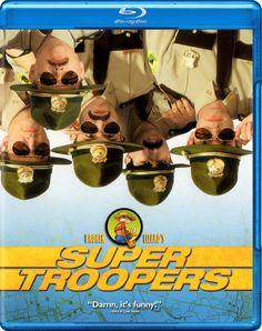 Twentieth Century Fox Super Troopers