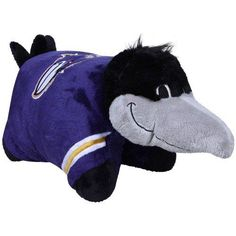 #BaltimoreRavens #RayLewis (CLICK IMAGE TWICE FOR UPDATED PRICING AND INFO)  NFL Baltimore Ravens Pillow Pet