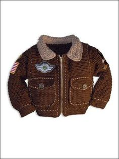 Crossstitchforum - A FREE forum for Cross Stitchers • View topic - Darling Baby Pilot jacket