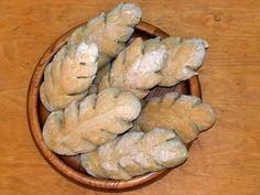 Tähkäsämpylä Leivinlaudalla blogista #sämpylä  #Wheat Stalk Rolls http://scandinavianbread.blogspot.fi/2015/02/wheat-stalk-rolls.html