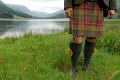 What more do you want than a man in a kilt? i think i need to get greg a kilt! Clan Buchanan, Kilt Skirt, Men In Kilts, Scottish Tartans, My Heritage, Tartan Plaid, Tweed, Celtic, History