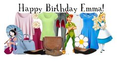 """""""Happy Birthday Emma!"""" by tallybow ❤ liked on Polyvore featuring Disney, Michael Kors, Forever 21, Chloé, dVb Victoria Beckham, Violeta by Mango, Jane Norman, Sole Society, Sperry Top-Sider and OSCAR Bijoux"""