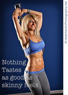 Nothing Tastes as good as Skinny Feels   by www.midatlanticphotography.net