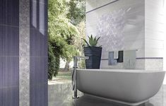 Fliesenmuster Fürs Bad U2013 25 Designs Mit Italienischem Flair | Badezimmer |  Pinterest | Fliesenmuster, Italienisch Und Bäder