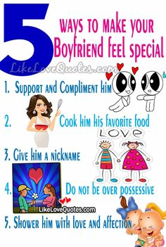 Ways To Make A Woman Feel Special