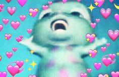 The post appeared first on Heart Memes. Memes Amor, Dankest Memes, Funny Memes, Cartoon Memes, Cartoon Icons, Mood Wallpaper, Cartoon Wallpaper, Patrick Spongebob, Ichigo E Rukia